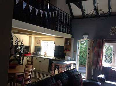 The Barn at New Wood Farm